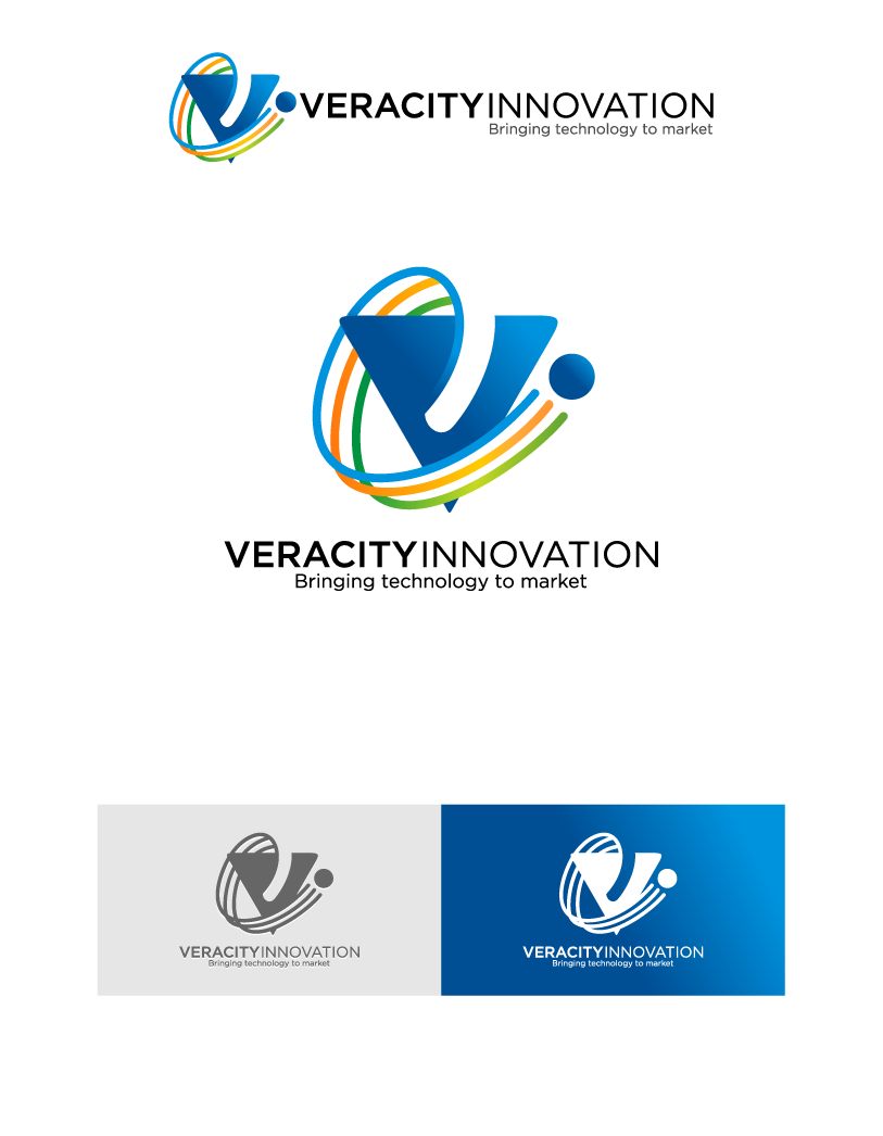 Logo Design by graphicleaf - Entry No. 130 in the Logo Design Contest Creative Logo Design for Veracity Innovation, LLC.