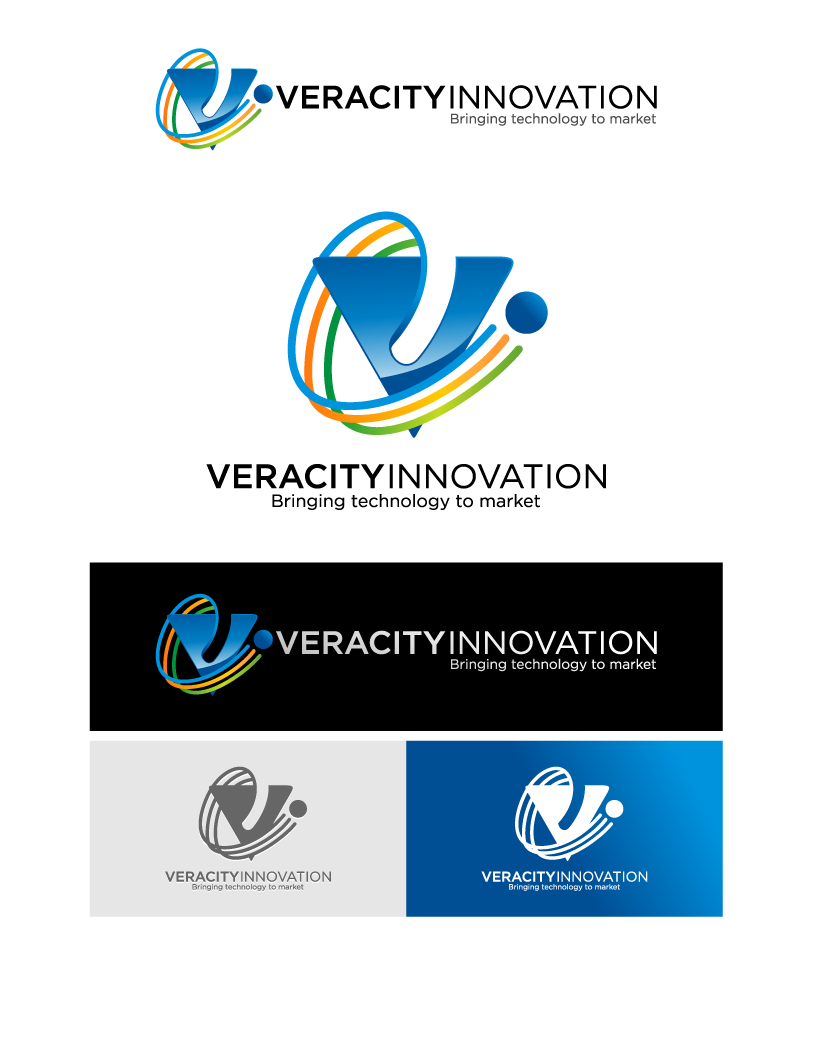 Logo Design by graphicleaf - Entry No. 131 in the Logo Design Contest Creative Logo Design for Veracity Innovation, LLC.