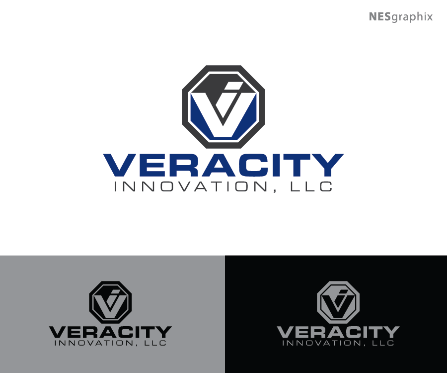 Logo Design by JAY MORALES - Entry No. 132 in the Logo Design Contest Creative Logo Design for Veracity Innovation, LLC.