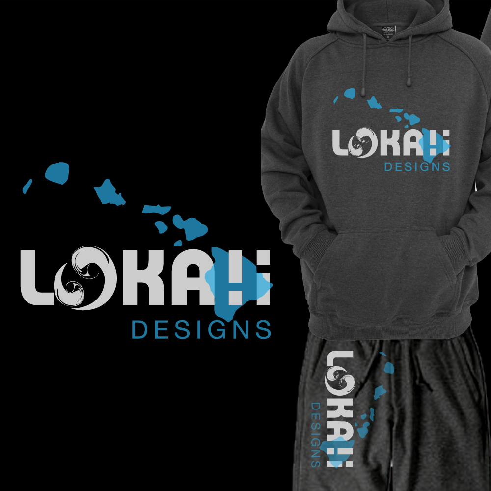 Logo Design by rockin - Entry No. 18 in the Logo Design Contest  Epic Logo Design for LOKAHI designs.