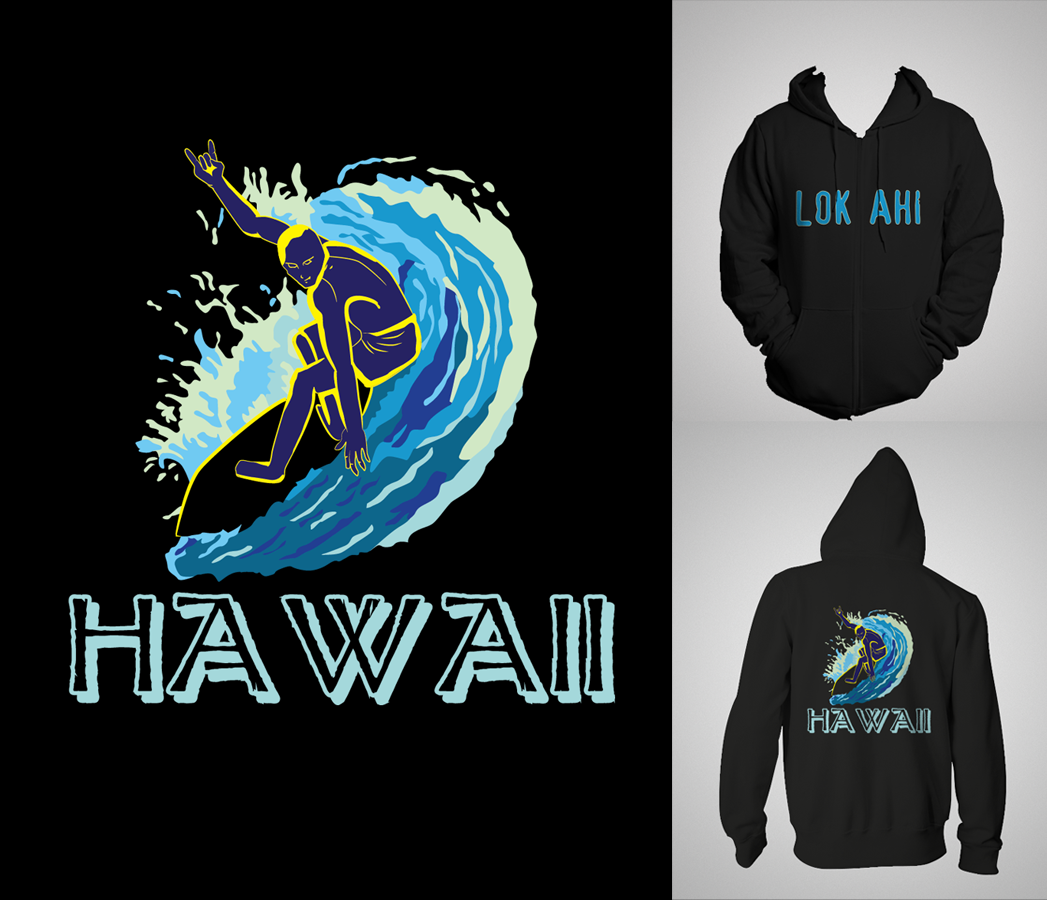 Logo Design by iwyn - Entry No. 19 in the Logo Design Contest  Epic Logo Design for LOKAHI designs.