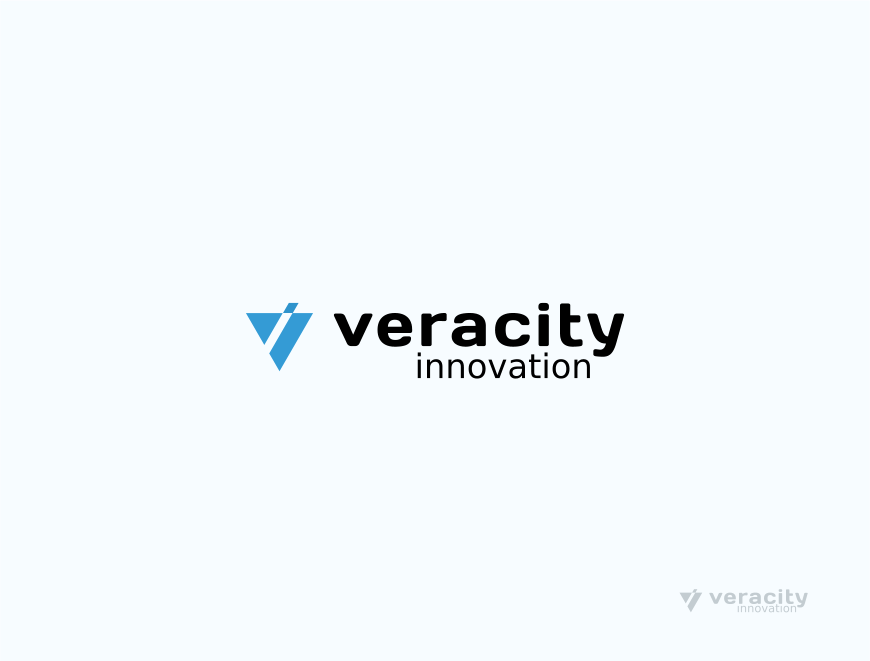 Logo Design by Jorge Sardon - Entry No. 145 in the Logo Design Contest Creative Logo Design for Veracity Innovation, LLC.