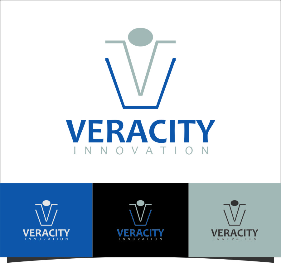 Logo Design by Ngepet_art - Entry No. 149 in the Logo Design Contest Creative Logo Design for Veracity Innovation, LLC.