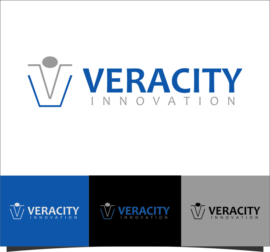Logo Design by Ngepet_art - Entry No. 150 in the Logo Design Contest Creative Logo Design for Veracity Innovation, LLC.