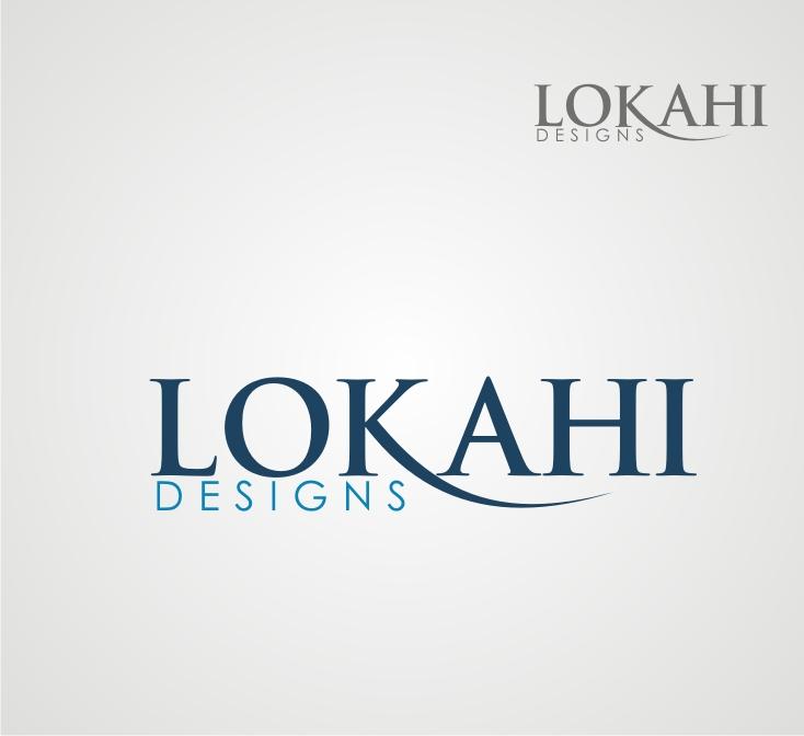 Logo Design by Reivan Ferdinan - Entry No. 25 in the Logo Design Contest  Epic Logo Design for LOKAHI designs.