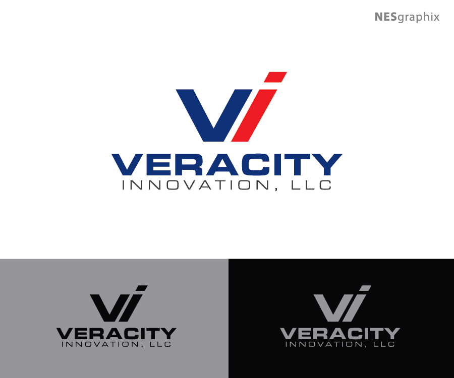 Logo Design by JAY MORALES - Entry No. 154 in the Logo Design Contest Creative Logo Design for Veracity Innovation, LLC.