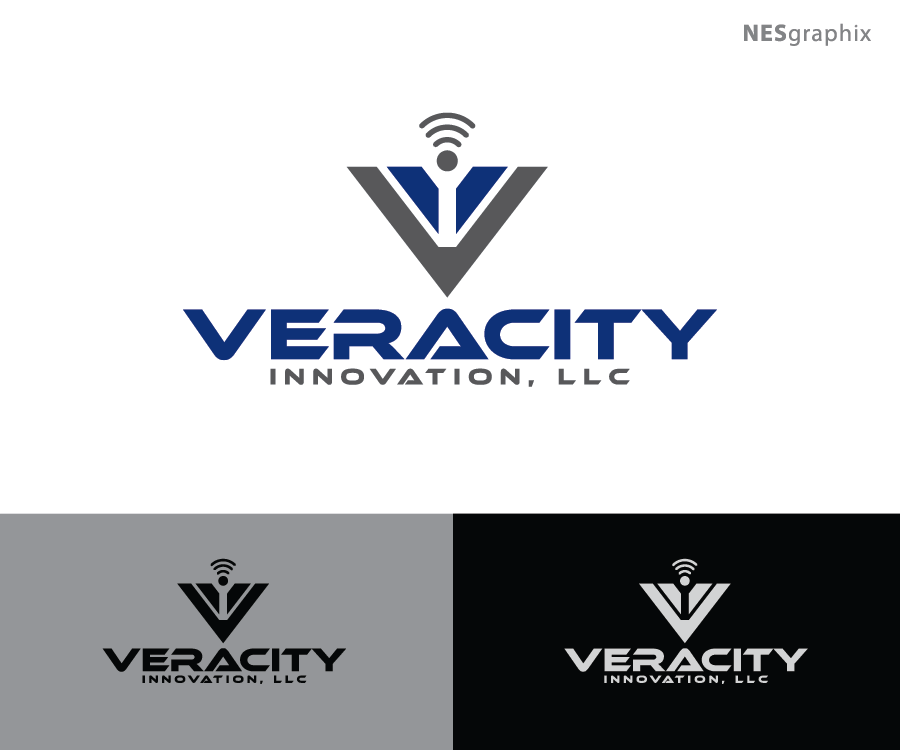 Logo Design by JAY MORALES - Entry No. 156 in the Logo Design Contest Creative Logo Design for Veracity Innovation, LLC.