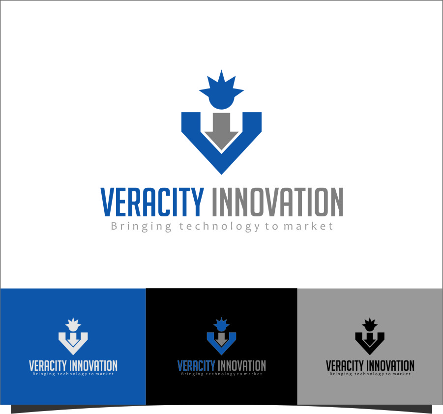 Logo Design by RasYa Muhammad Athaya - Entry No. 159 in the Logo Design Contest Creative Logo Design for Veracity Innovation, LLC.