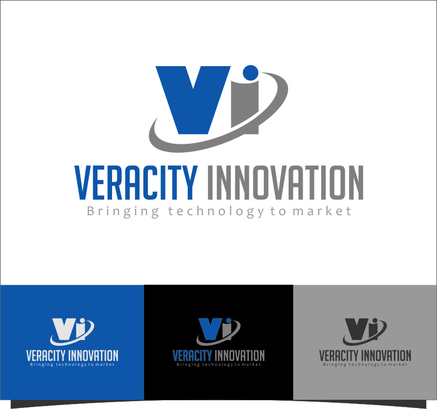 Logo Design by Ngepet_art - Entry No. 162 in the Logo Design Contest Creative Logo Design for Veracity Innovation, LLC.