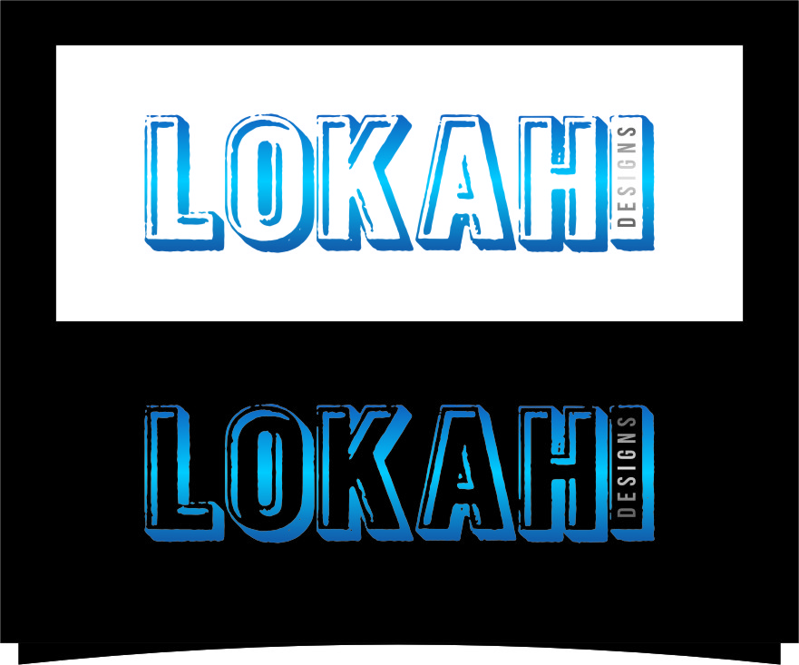 Logo Design by Ngepet_art - Entry No. 26 in the Logo Design Contest  Epic Logo Design for LOKAHI designs.