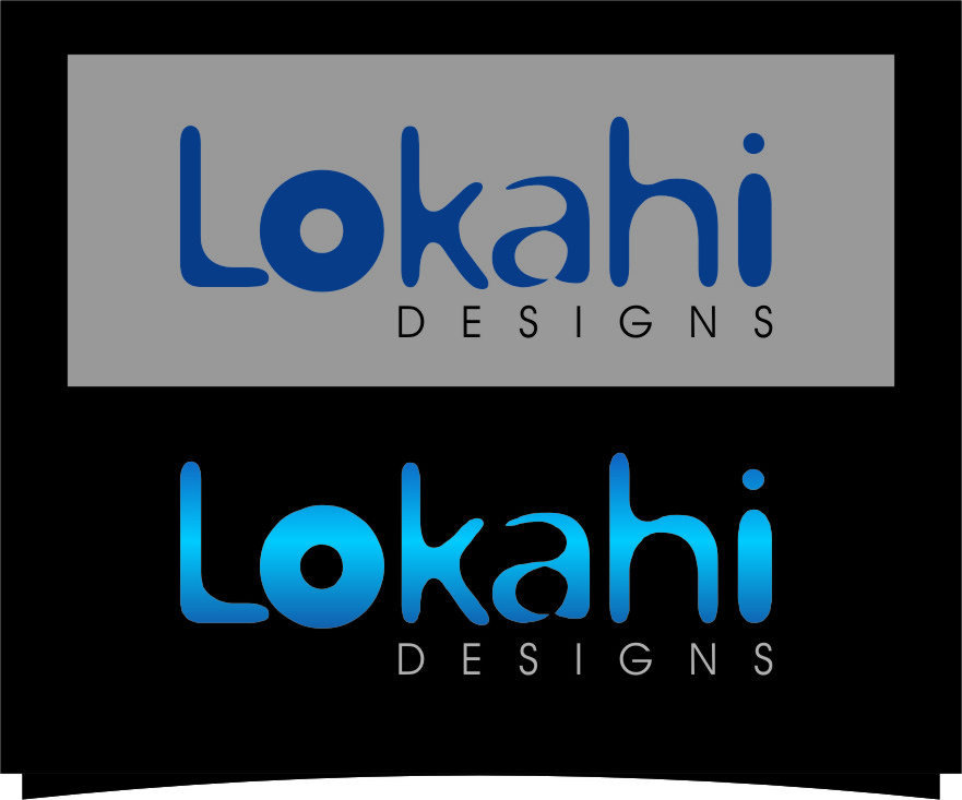 Logo Design by Ngepet_art - Entry No. 27 in the Logo Design Contest  Epic Logo Design for LOKAHI designs.
