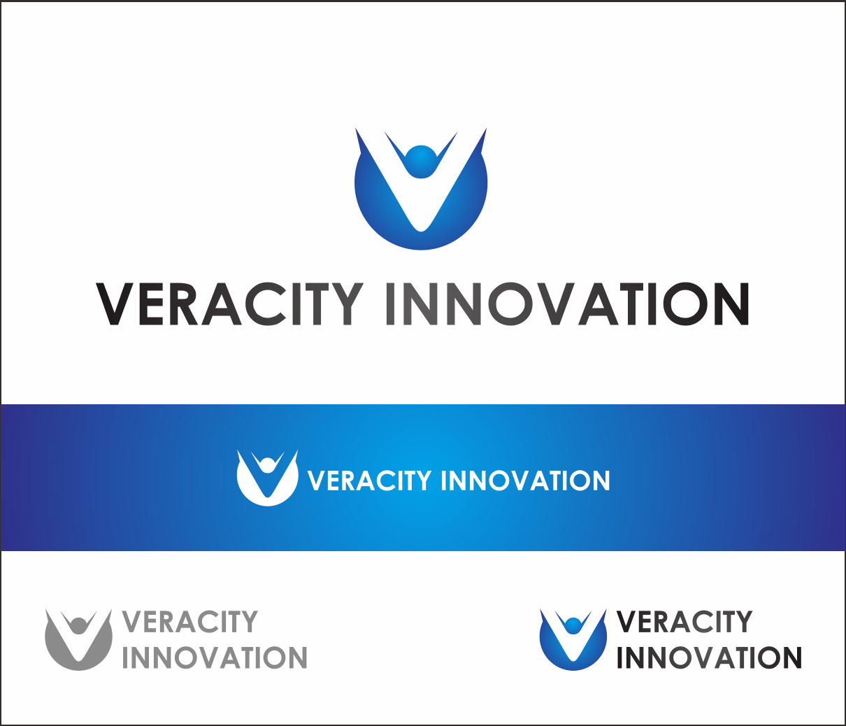Logo Design by Armada Jamaluddin - Entry No. 165 in the Logo Design Contest Creative Logo Design for Veracity Innovation, LLC.