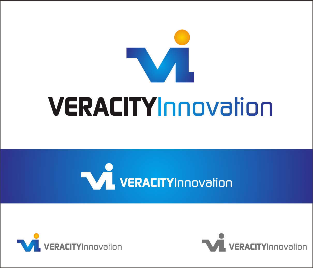 Logo Design by Armada Jamaluddin - Entry No. 166 in the Logo Design Contest Creative Logo Design for Veracity Innovation, LLC.