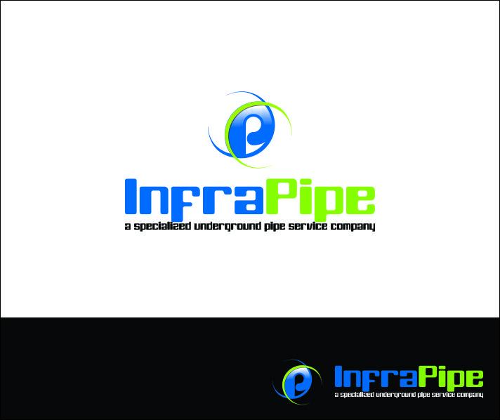 Logo Design by Agus Martoyo - Entry No. 109 in the Logo Design Contest Inspiring Logo Design for Infrapipe.