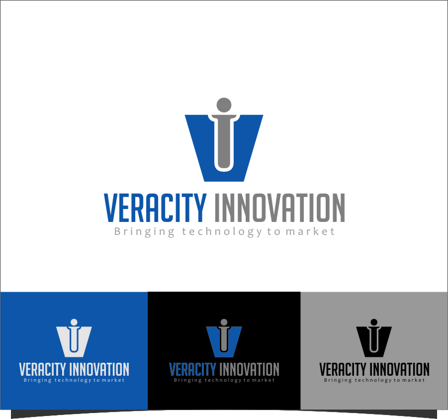 Logo Design by Ngepet_art - Entry No. 169 in the Logo Design Contest Creative Logo Design for Veracity Innovation, LLC.