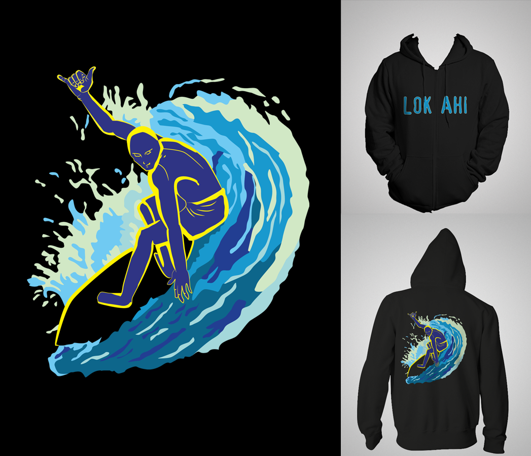Logo Design by iwyn - Entry No. 34 in the Logo Design Contest  Epic Logo Design for LOKAHI designs.