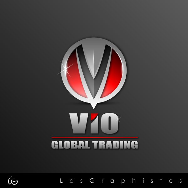 Logo Design by Les-Graphistes - Entry No. 117 in the Logo Design Contest Vio Global Trading, LLC.