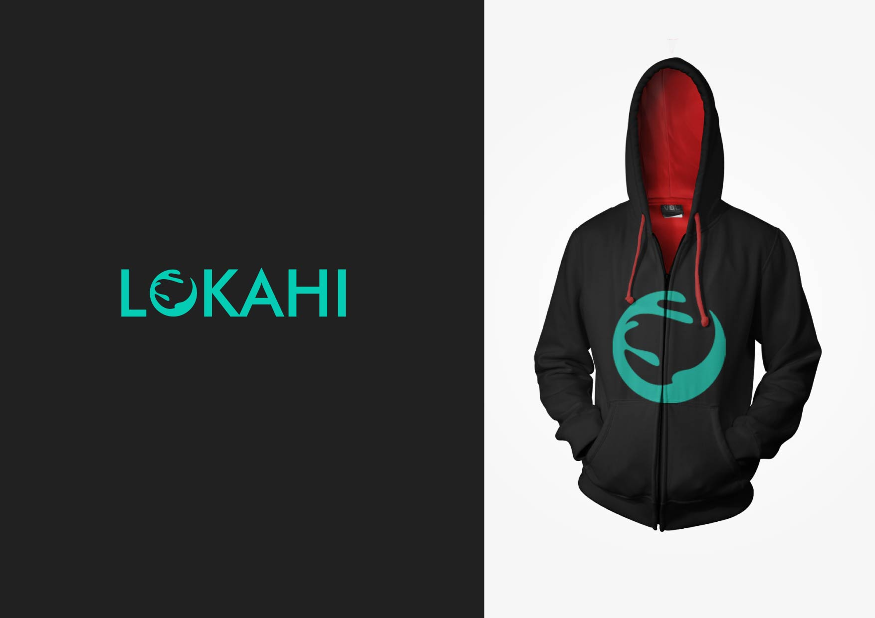 Logo Design by Osi Indra - Entry No. 35 in the Logo Design Contest  Epic Logo Design for LOKAHI designs.