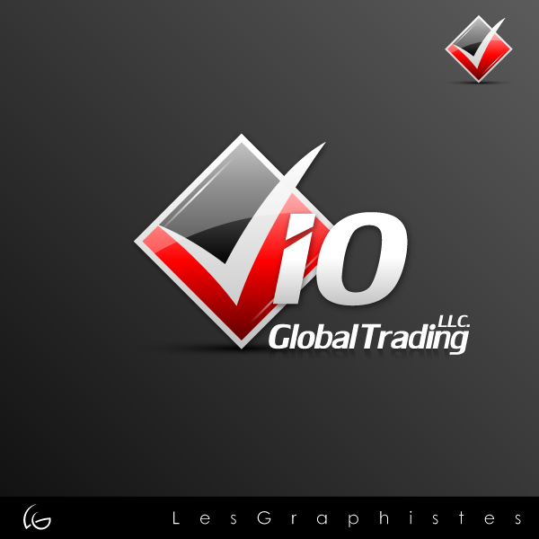 Logo Design by Les-Graphistes - Entry No. 118 in the Logo Design Contest Vio Global Trading, LLC.
