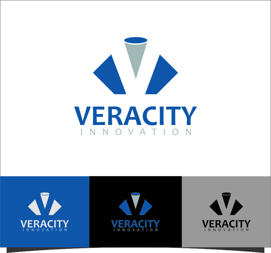 Logo Design by Ngepet_art - Entry No. 176 in the Logo Design Contest Creative Logo Design for Veracity Innovation, LLC.