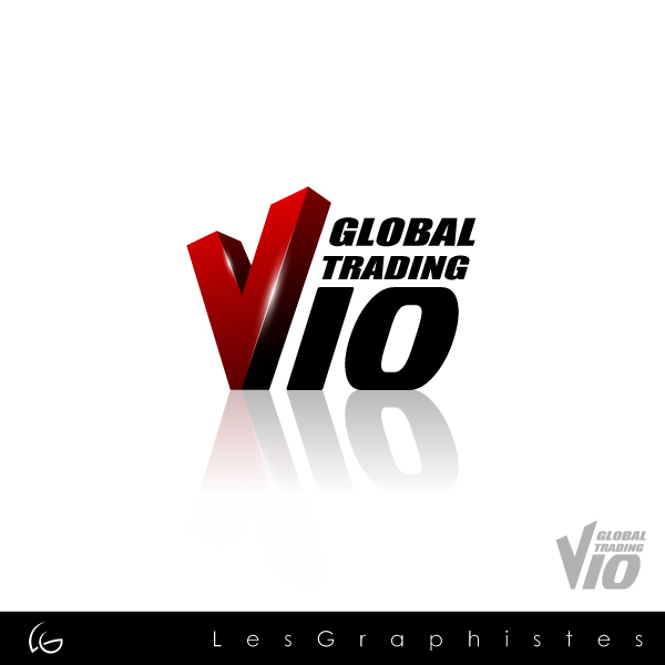 Logo Design by Les-Graphistes - Entry No. 119 in the Logo Design Contest Vio Global Trading, LLC.