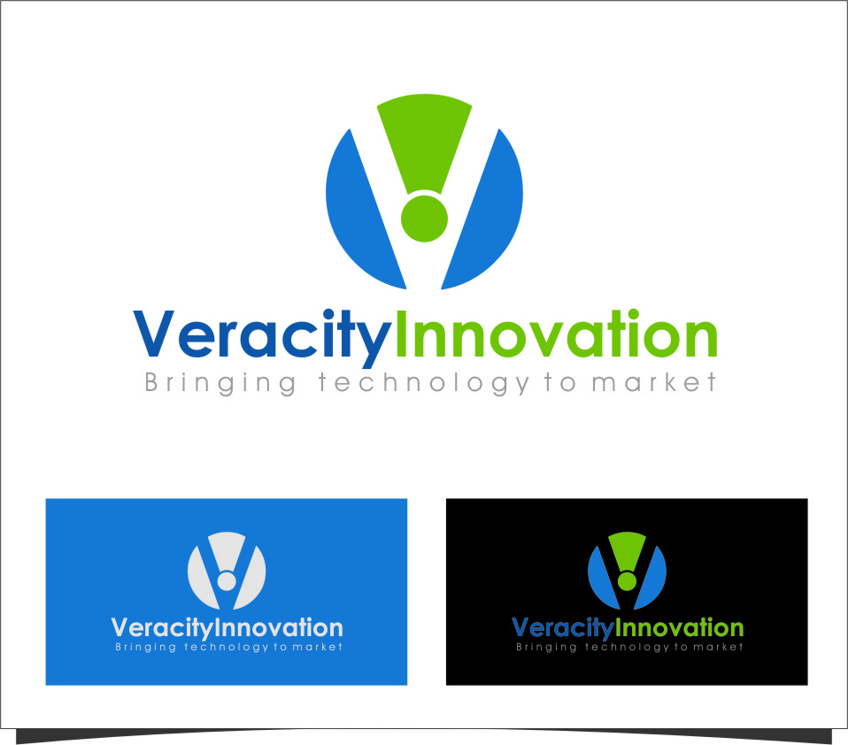 Logo Design by Ngepet_art - Entry No. 184 in the Logo Design Contest Creative Logo Design for Veracity Innovation, LLC.