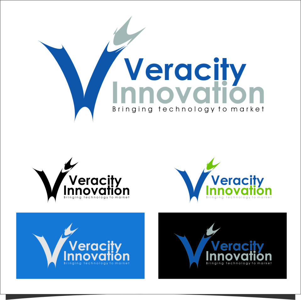 Logo Design by Ngepet_art - Entry No. 185 in the Logo Design Contest Creative Logo Design for Veracity Innovation, LLC.