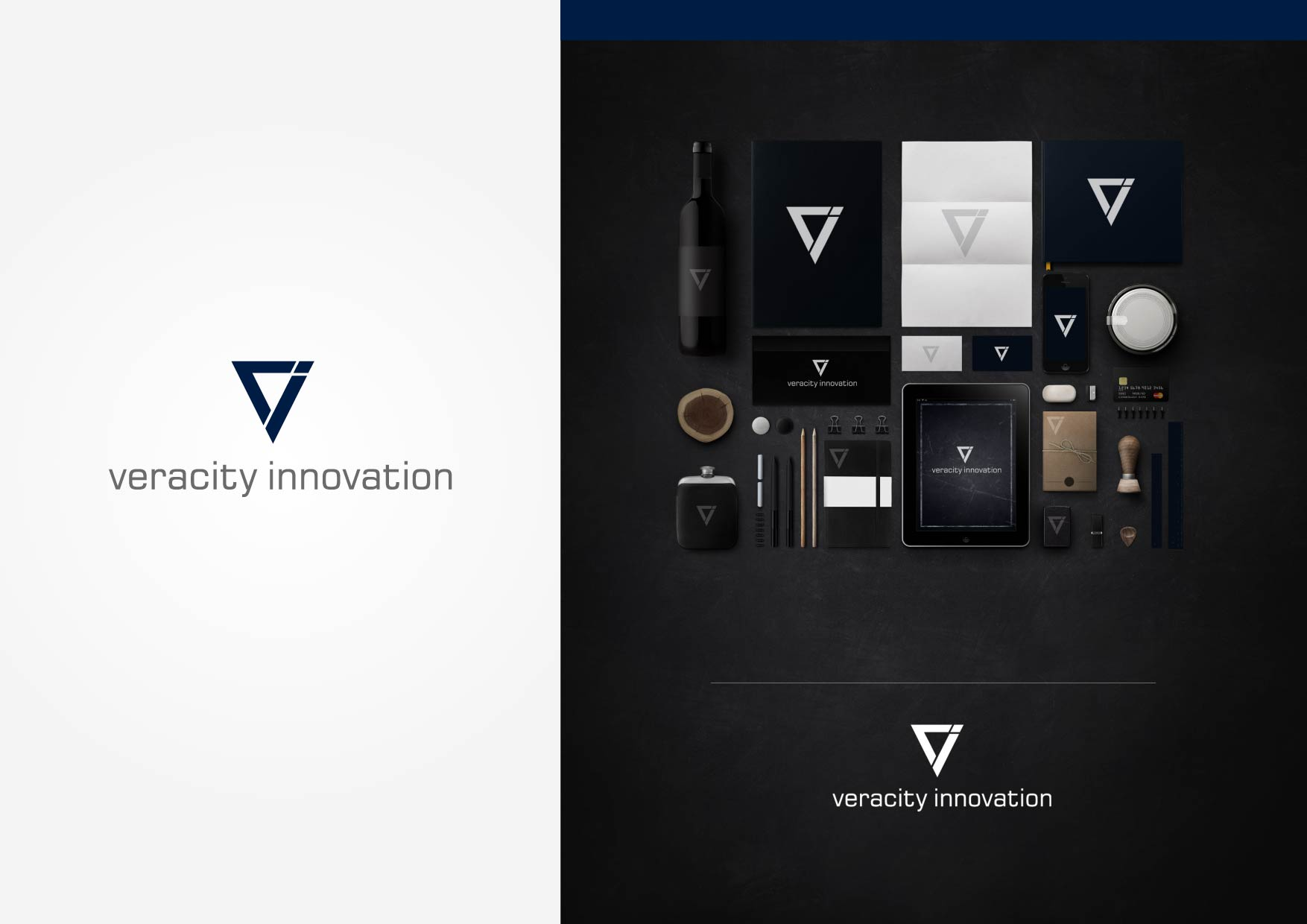 Logo Design by Osi Indra - Entry No. 186 in the Logo Design Contest Creative Logo Design for Veracity Innovation, LLC.