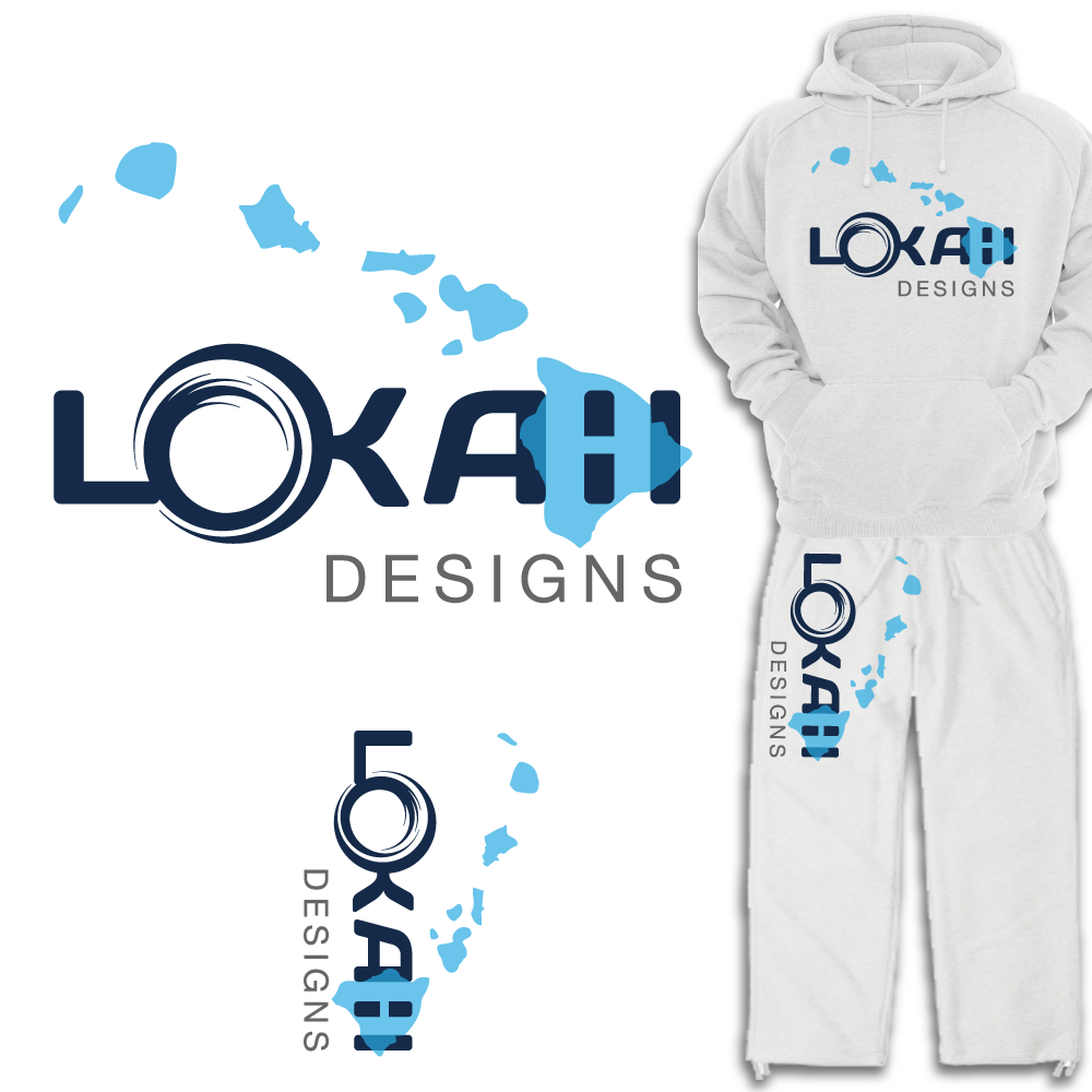 Logo Design by rockin - Entry No. 39 in the Logo Design Contest  Epic Logo Design for LOKAHI designs.