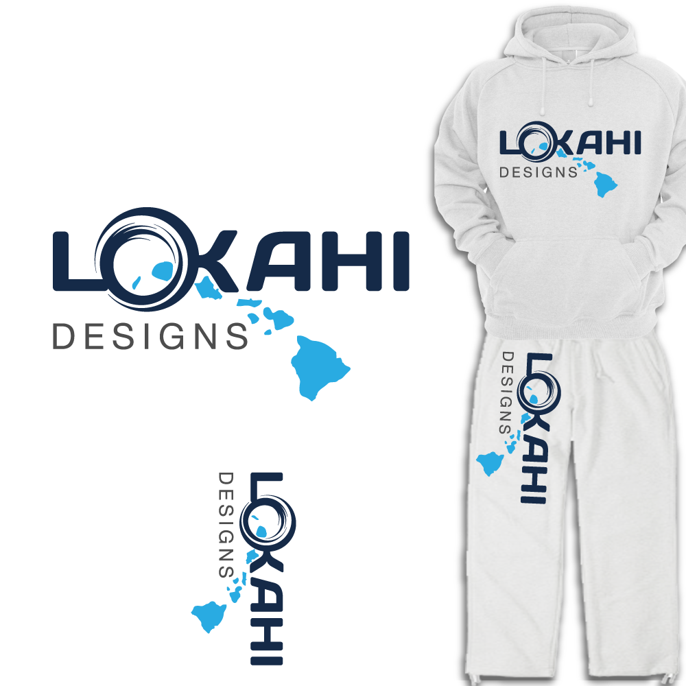 Logo Design by rockin - Entry No. 40 in the Logo Design Contest  Epic Logo Design for LOKAHI designs.