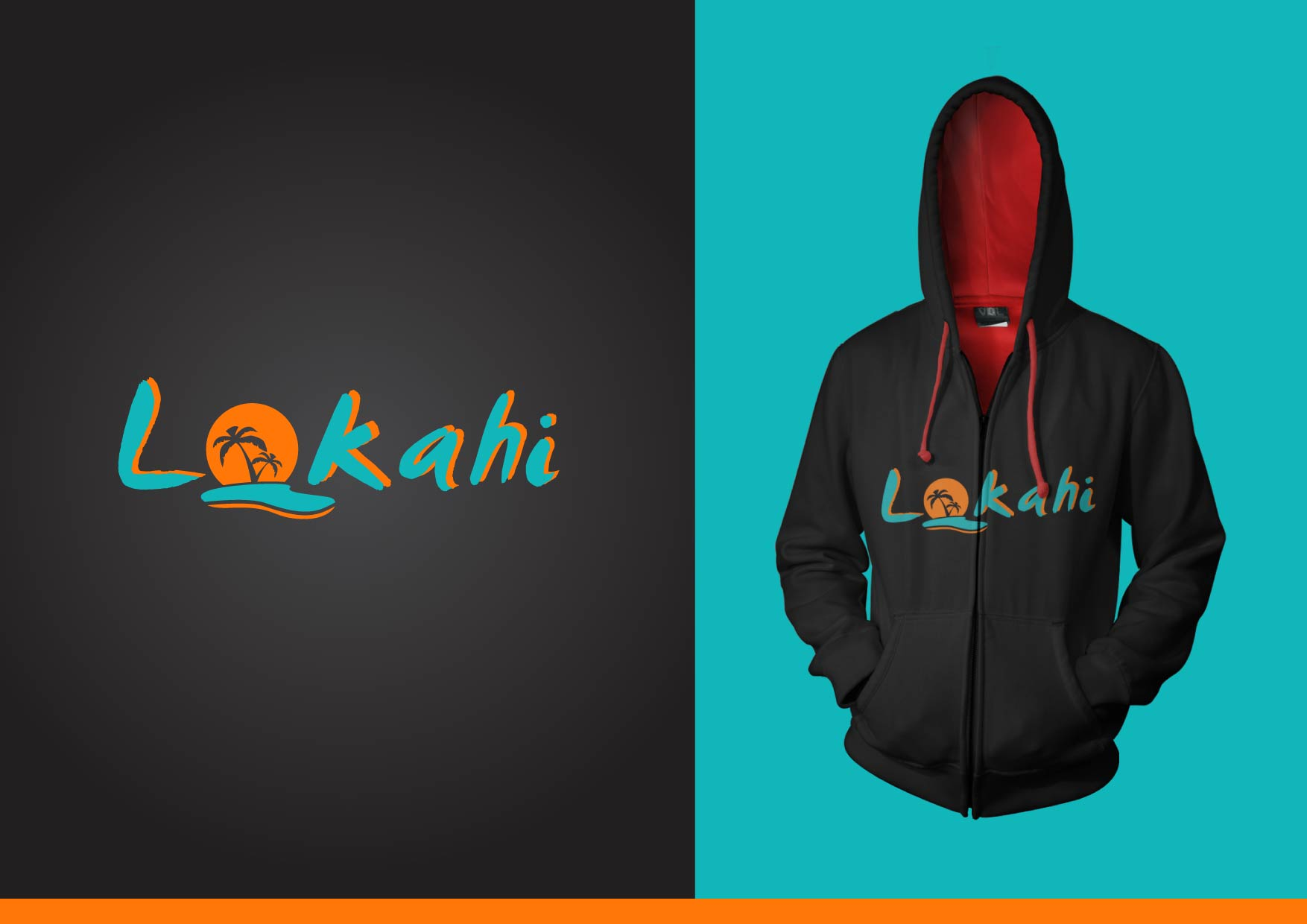 Logo Design by Osi Indra - Entry No. 42 in the Logo Design Contest  Epic Logo Design for LOKAHI designs.