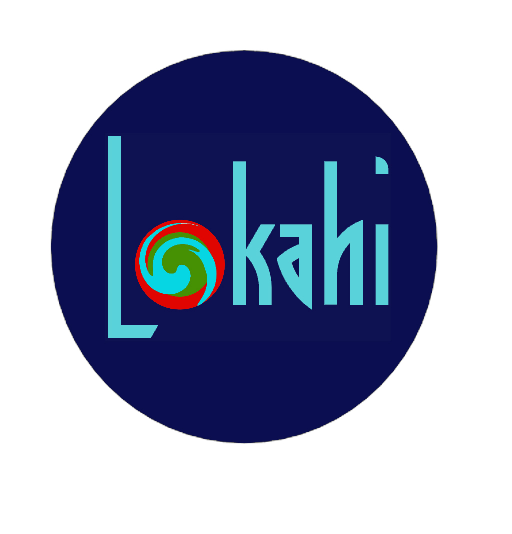 Logo Design by Niomie Silver - Entry No. 45 in the Logo Design Contest  Epic Logo Design for LOKAHI designs.