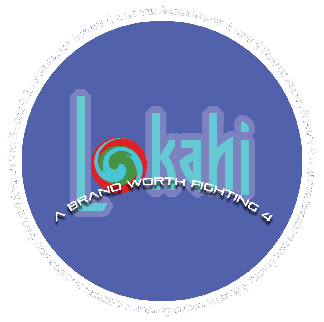 Logo Design by Niomie Silver - Entry No. 47 in the Logo Design Contest  Epic Logo Design for LOKAHI designs.
