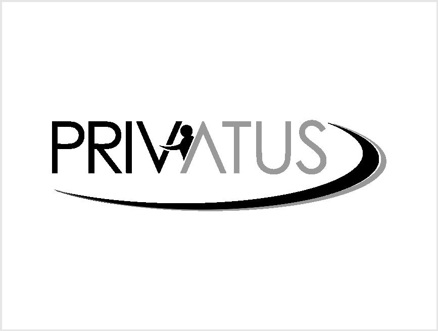 Logo Design by ashmbuh - Entry No. 1 in the Logo Design Contest New Logo Design for privatus.