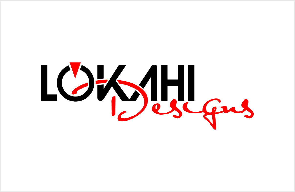 Logo Design by ashmbuh - Entry No. 49 in the Logo Design Contest  Epic Logo Design for LOKAHI designs.