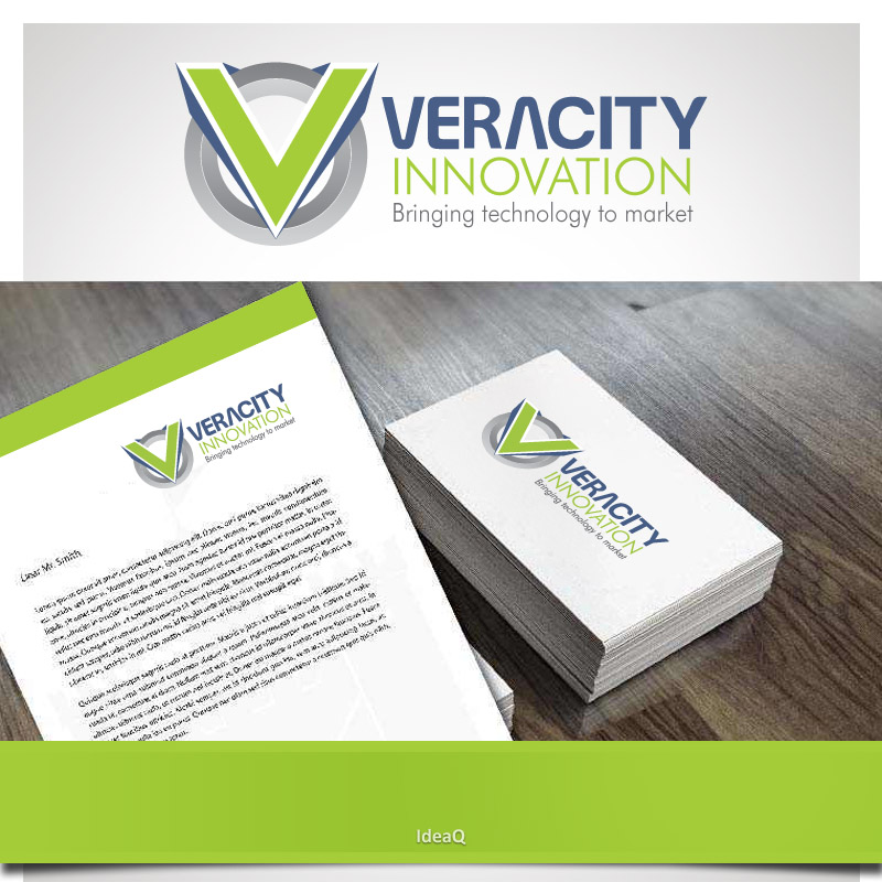 Logo Design by Private User - Entry No. 195 in the Logo Design Contest Creative Logo Design for Veracity Innovation, LLC.