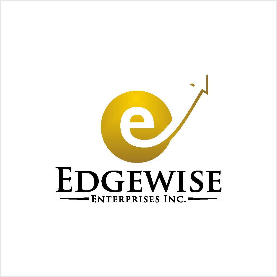 Logo Design by ashmbuh - Entry No. 1 in the Logo Design Contest New Logo Design for Edgewise Enterprises Inc..