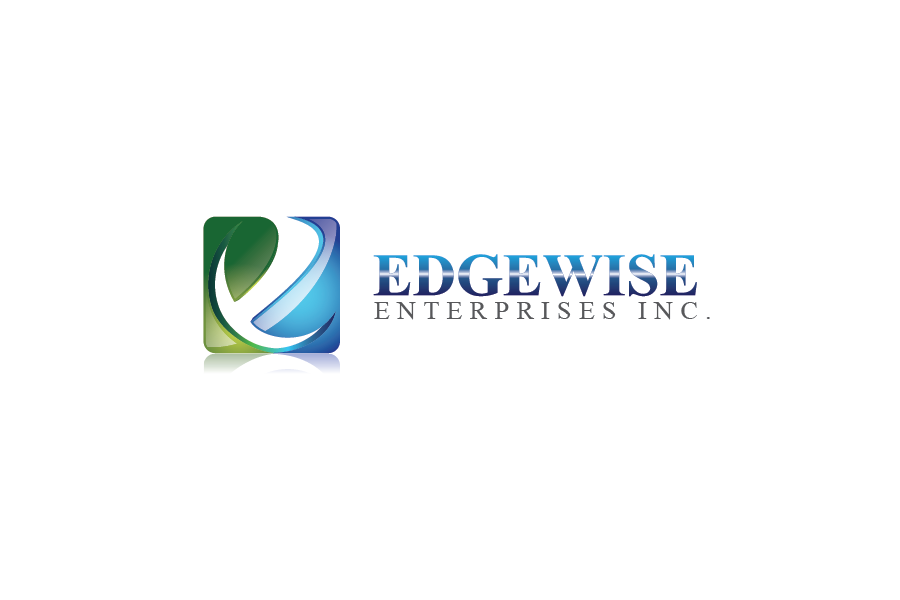 Logo Design by Private User - Entry No. 2 in the Logo Design Contest New Logo Design for Edgewise Enterprises Inc..