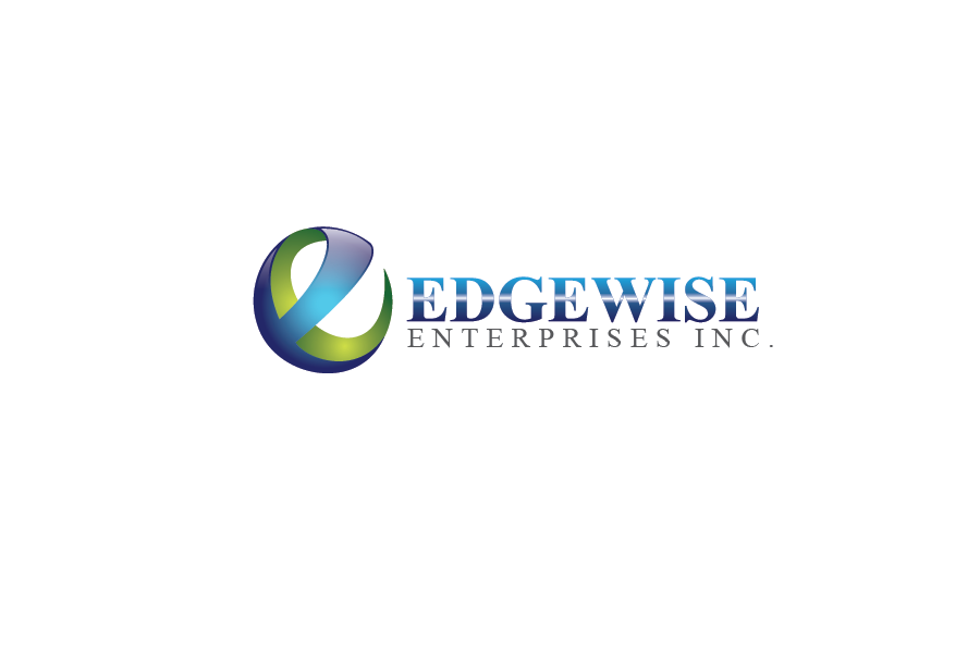 Logo Design by Private User - Entry No. 3 in the Logo Design Contest New Logo Design for Edgewise Enterprises Inc..