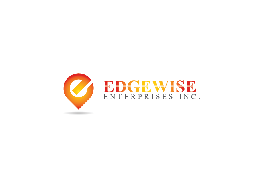 Logo Design by Private User - Entry No. 4 in the Logo Design Contest New Logo Design for Edgewise Enterprises Inc..