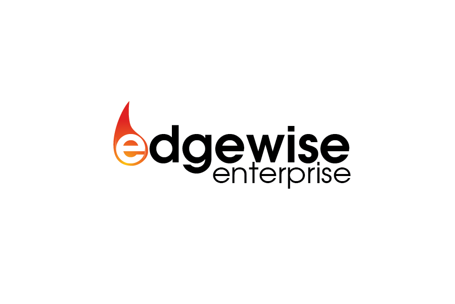 Logo Design by Private User - Entry No. 5 in the Logo Design Contest New Logo Design for Edgewise Enterprises Inc..