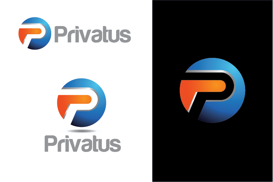 Logo Design by Private User - Entry No. 2 in the Logo Design Contest New Logo Design for privatus.