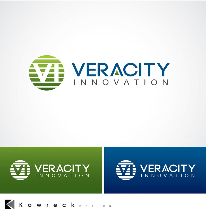Logo Design by kowreck - Entry No. 196 in the Logo Design Contest Creative Logo Design for Veracity Innovation, LLC.