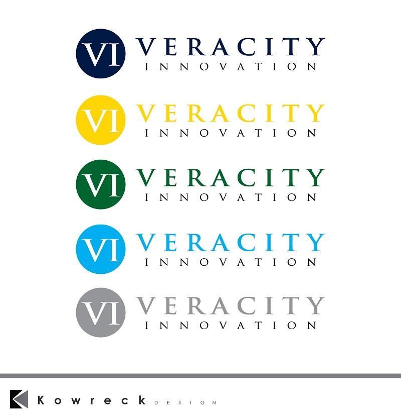 Logo Design by kowreck - Entry No. 197 in the Logo Design Contest Creative Logo Design for Veracity Innovation, LLC.