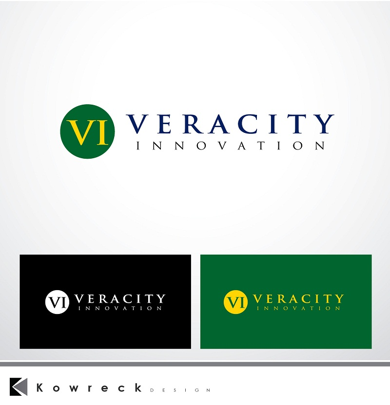 Logo Design by kowreck - Entry No. 198 in the Logo Design Contest Creative Logo Design for Veracity Innovation, LLC.