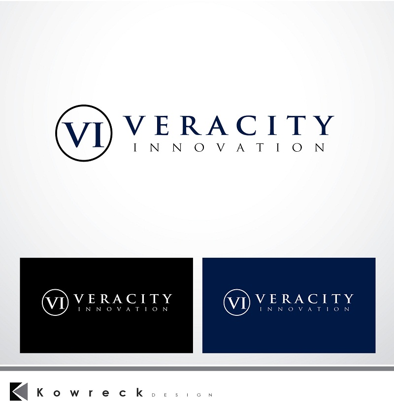 Logo Design by kowreck - Entry No. 199 in the Logo Design Contest Creative Logo Design for Veracity Innovation, LLC.