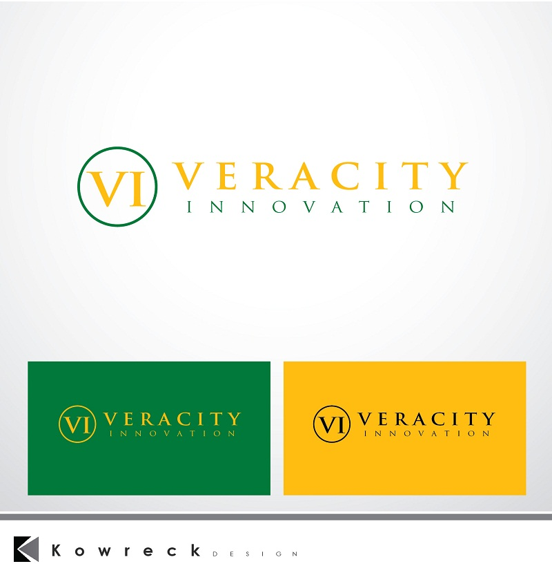 Logo Design by kowreck - Entry No. 201 in the Logo Design Contest Creative Logo Design for Veracity Innovation, LLC.