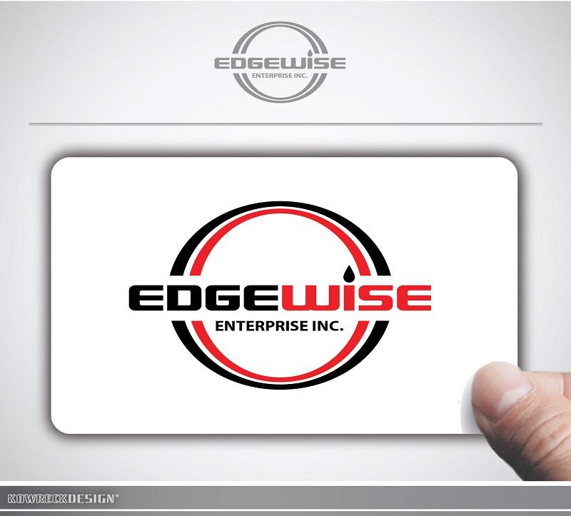 Logo Design by kowreck - Entry No. 8 in the Logo Design Contest New Logo Design for Edgewise Enterprises Inc..
