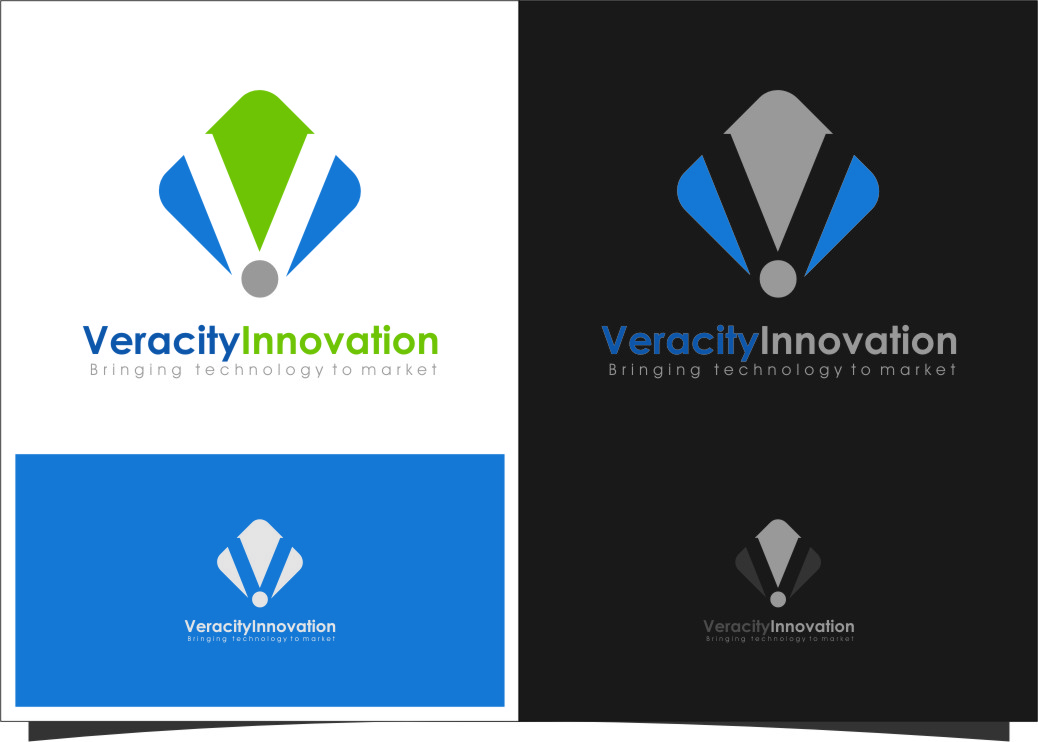 Logo Design by RasYa Muhammad Athaya - Entry No. 207 in the Logo Design Contest Creative Logo Design for Veracity Innovation, LLC.