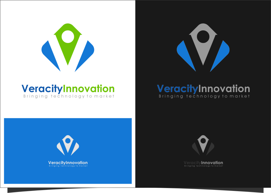 Logo Design by Ngepet_art - Entry No. 208 in the Logo Design Contest Creative Logo Design for Veracity Innovation, LLC.